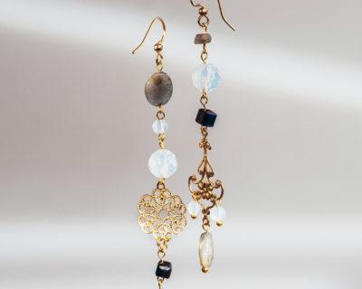 Длинные ассиметричные Amulet