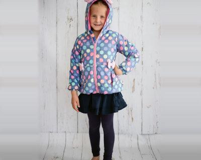 Куртка для девочек Дюшес