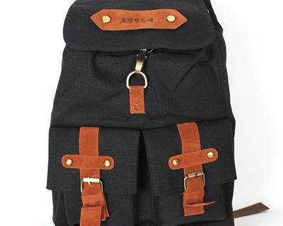 Рюкзак «CANDY GIRL» черный