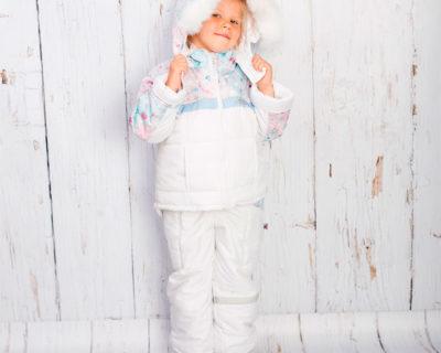 Детский зимний комплект  WINTER белый